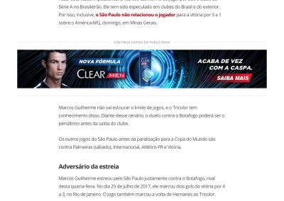 Marcos Guilherme - GloboEsporte.com - 29/05/2018