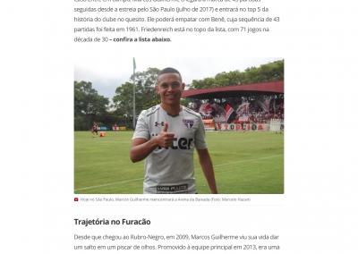 Marcos Guilherme - GloboEsporte.com - 04/04/2018