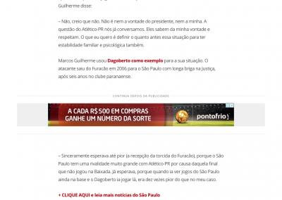 Marcos Guilherme - GloboEsporte.com - 18/04/2018
