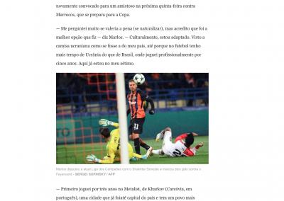 Marlos - O Globo - 24/05/2018