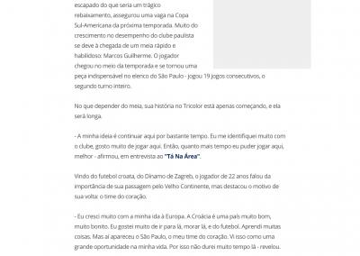 Marcos Guilherme - Tá Na Área - 06/12/2017