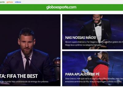 Alisson - Destaque Globoesporte.com - 23/09/2019