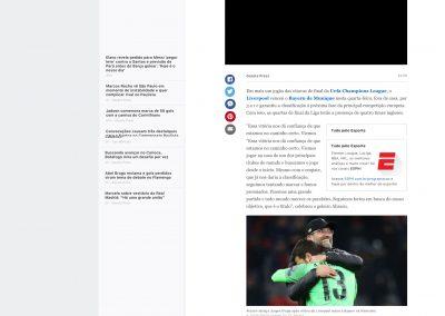 Alisson - ESPN - 13/03/2019
