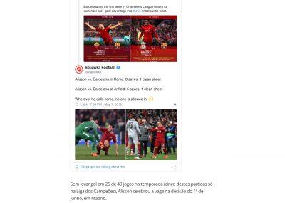 Alisson - GloboEsporte.com - 08/05/2019