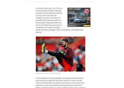 Alisson - GloboEsporte.com - 16/04/2019