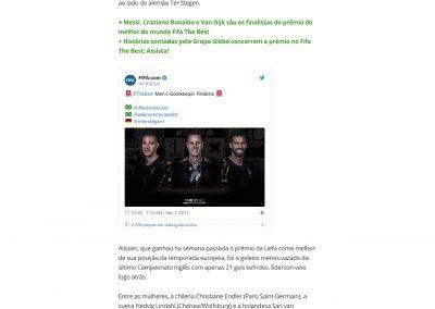 Alisson - Globoesporte.com - 02/09/2019