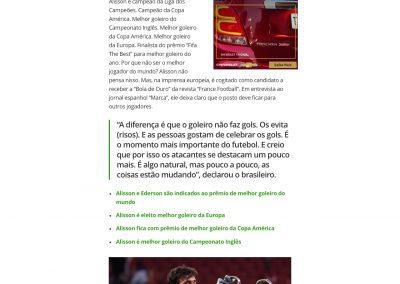 Alisson - Globoesporte.com - 04/09/2019