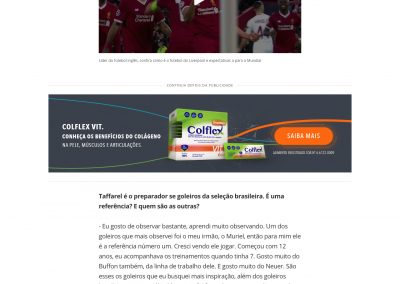 Alisson - Globoesporte.com - 08/12/2019