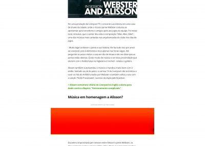 Alisson - Globoesporte.com - 15/02/2019