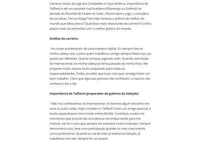 Alisson - Globoesporte.com - 18/10/2019