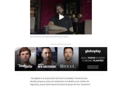 Alisson - Globoesporte.com - 20/03/2020