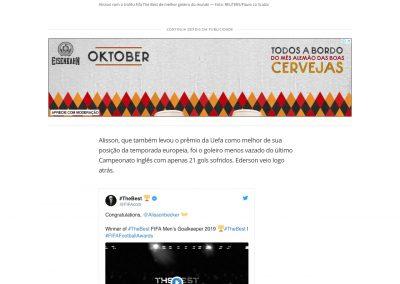 Alisson - Globoesporte.com - 23/09/2019