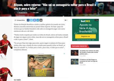 Alisson - Revista Colorada - 11/11/2020