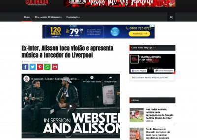 Alisson - Revista Colorada - 15/02/2019