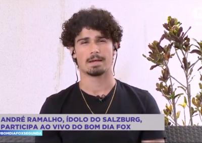 André Ramalho - Bom Dia Fox - 06/01/2020