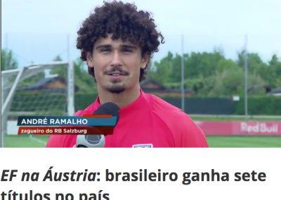 André Ramalho - Esporte Fantástico - 08/06/2019