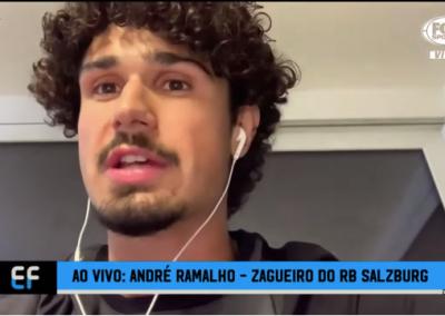 André Ramalho - Expediente Futebol - 27/04/2020