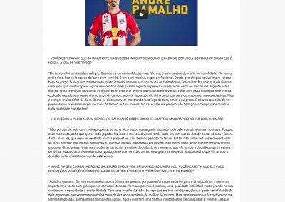 André Ramalho - Fox Sports - 18/02/2020