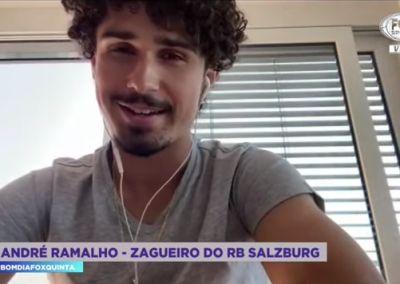 André Ramalho - Fox Sports - 19/03/2020