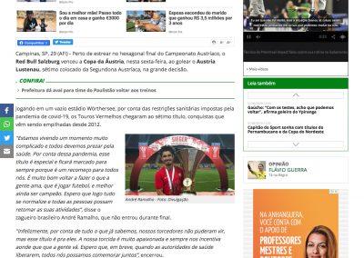 André Ramalho - Futebol Interior - 29/05/2020