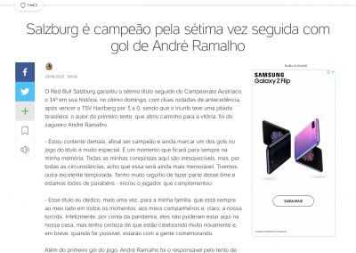 André Ramalho - Uol - 29/06/2020