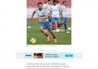 Bruno Henrique - GloboEsporte.com - 08/07/2018
