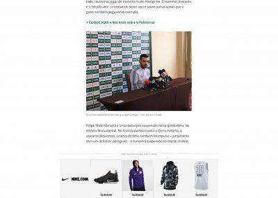 Bruno Henrique - GloboEsporte.com - 19/09/2018