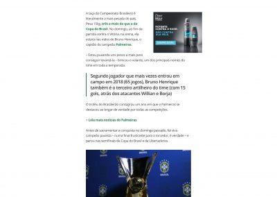 Bruno Henrique - GloboEsporte.com - 30/11/2018