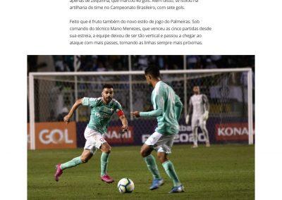 Bruno Henrique - Globoesporte.com - 27/09/2019