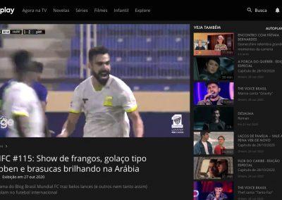 Bruno Henrique - BMFC - 27/10/2020