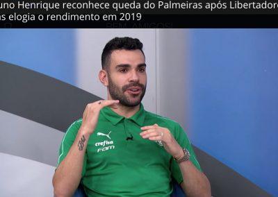 Bruno Henrique - Bem, Amigos! - 15/10/2019