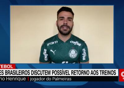 Bruno Henrique - CNN - 08/05/2020