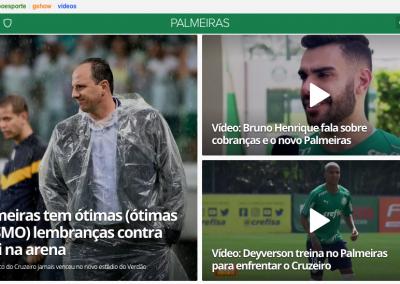 Bruno Henrique - Destaque Globoesporte.com - 13/09/2019