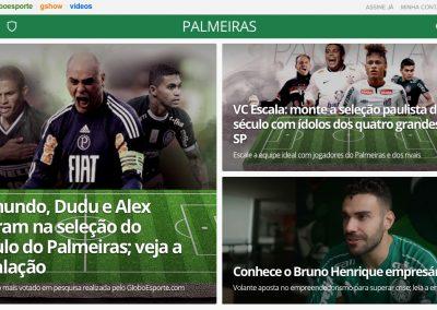 Bruno Henrique - Destaque Globoesporte.com - 17/04/2020