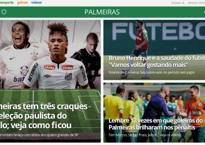 Bruno Henrique - Destaque Globoesporte.com - 21/04/2020