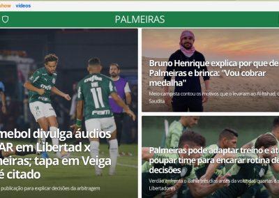 Bruno Henrique - Destasque Globoesporte.com - 10/12/2020