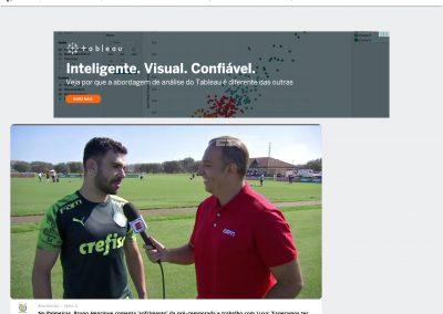 Bruno Henrique - ESPN - 13/01/2020