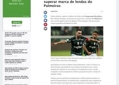 Bruno Henrique - ESPN - 20/09/2019