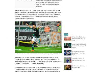 Bruno Henrique - Gazeta - 11/05/2019