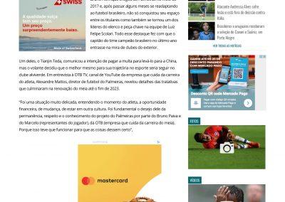 Bruno Henrique - Gazeta Esportiva - 17/06/2019