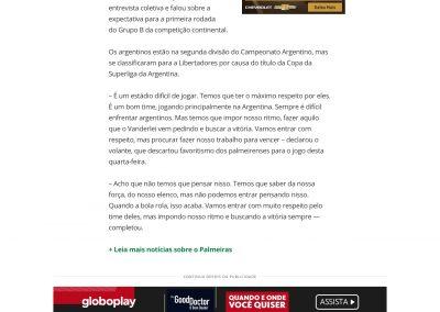 Bruno Henrique - Globoesporte.com - 03/03/2020