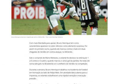 Bruno Henrique - Globoesporte.com - 04/10/2019