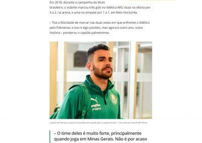 Bruno Henrique - Globoesporte.com - 11/05/2019