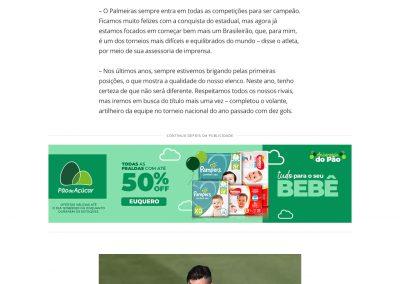 Bruno Henrique - Globoesporte.com - 11/08/2020