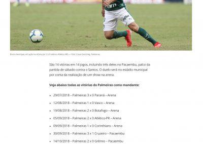 Bruno Henrique - Globoesporte.com - 15/05/2019