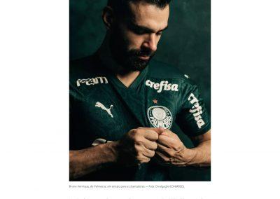 Bruno Henrique - Globoesporte.com - 17/04/2020