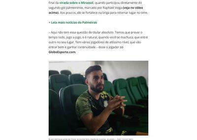 Bruno Henrique - Globoesporte.com - 18/02/2020