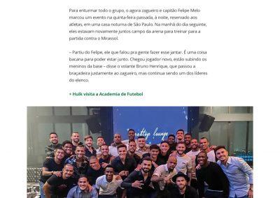Bruno Henrique - Globoesporte.com - 19/02/2020
