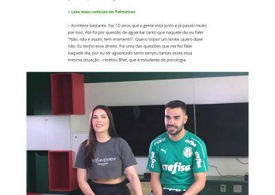 Bruno Henrique - Globoesporte.com - 22/09/2019