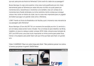 Bruno Henrique - MSN - 11/12/2020
